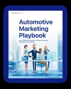 Automotive Marketing Playbook