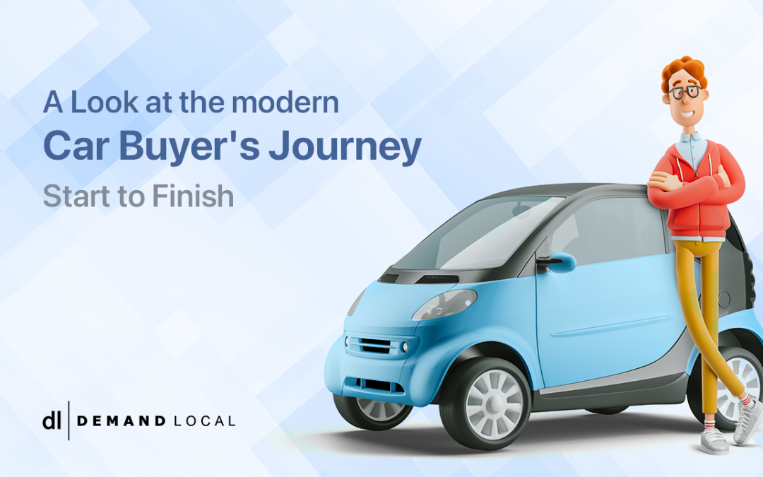 A Look at the Modern Car Buyer's Journey: Start to Finish